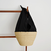 Muunのかご Basket One Handle