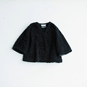 saqui mohair pull-over