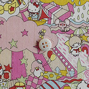 Hello Kitty 45th Magical Land J19A(ピンク系)